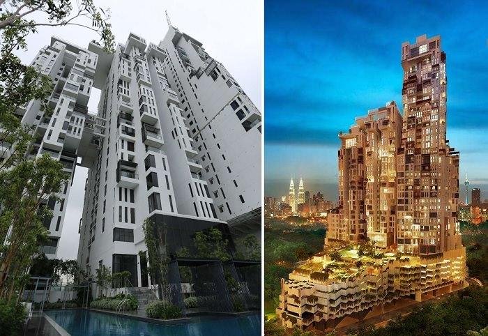 בניינים יוצאי דופן מהעולם