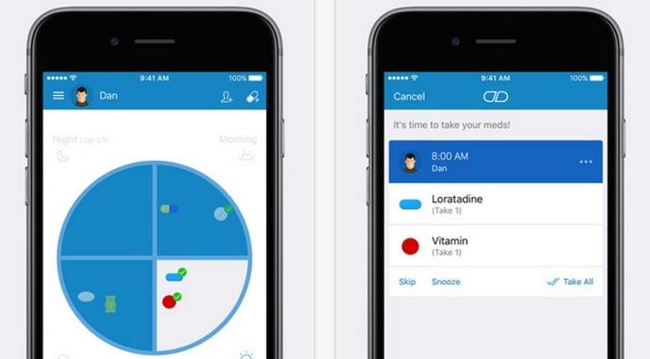 אפליקציות ישראליות - Medisafe