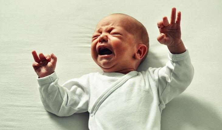שימושים לשמן קיק:  תינוק בוכב
