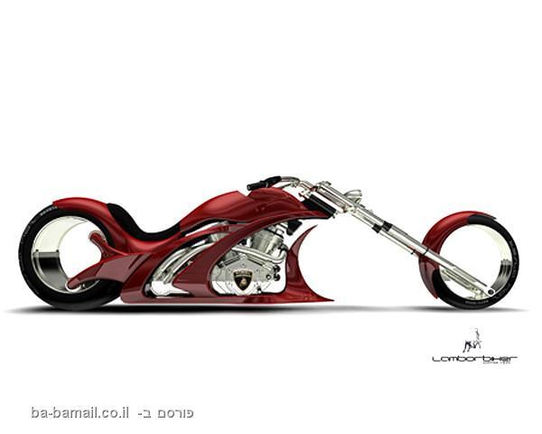 אופנועי יוקרה - תמונות מדהימות!