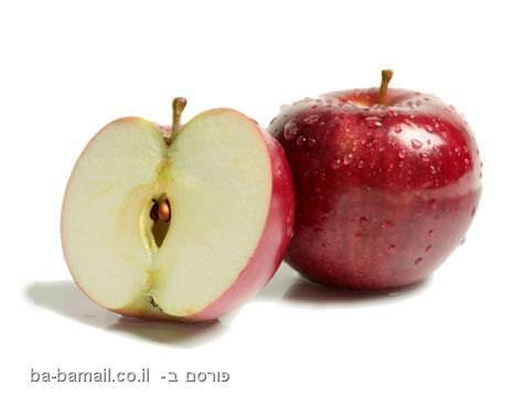 תזונה, בריאות, רפואה, טיפים, זיכרון, תפוח, תפוחים, תפוח עץ
