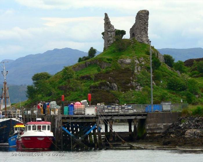טירות, הסטוריה, תיירות, סקוטלנד, מבצר, הריסות