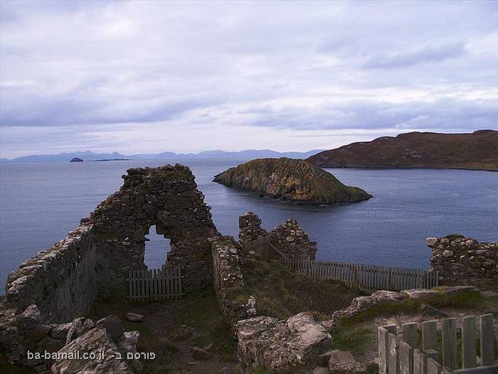 טירות, הסטוריה, תיירות, סקוטלנד, מבצר, גדר, הריסות