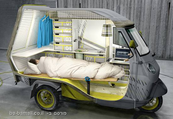 איש ישן בבאפלינו קמפר