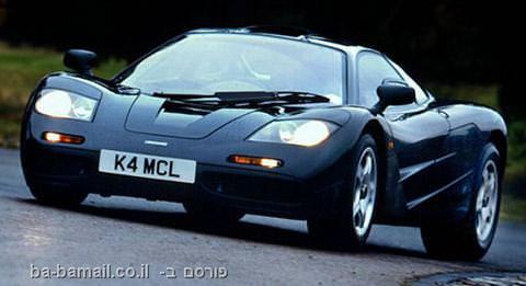 עשר המכוניות המהירות בעולם