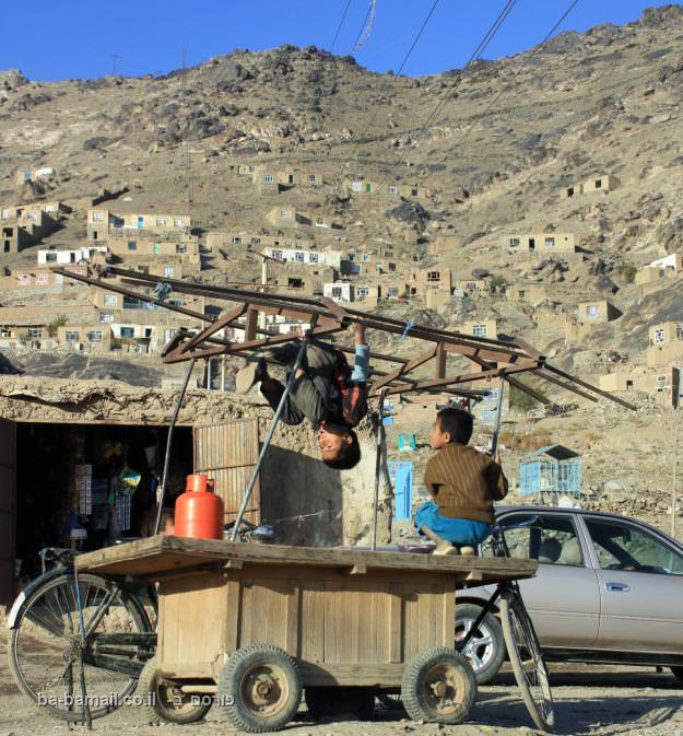 אפגניסטן בעיני בני נוער