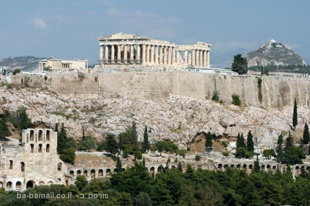 יוון, שפה, לועזית, עברית, תמונה