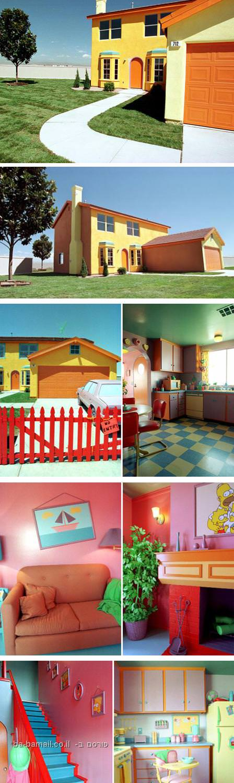 בתים, סרטים מצויירים, עיצוב, תמונות