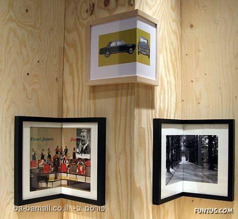 המצאות, גאדג'ט, תמונות קיר, תמונה פינתית