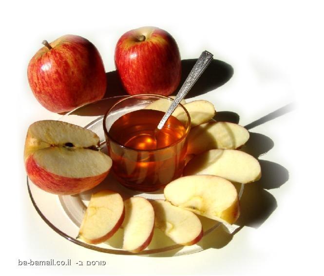 עוגה, עוגת תפוחים ודבש, תפוח ודבש, דבש, תפוח