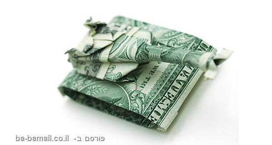 אוריגמי, קיפול נייר, וון פארק, דולר, טנק