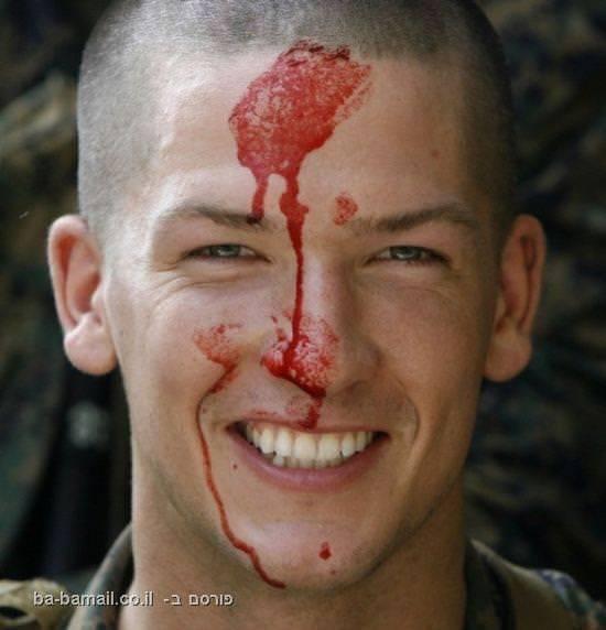חיל הנחתים, מאכל דוחה, מארינס, תאילנד, חייל אמריקאי, חייל מדמם