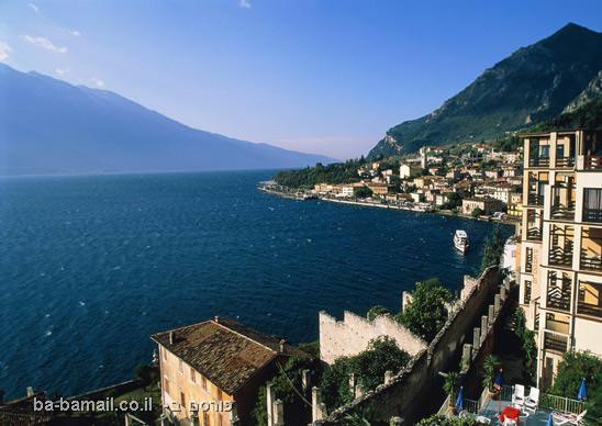 אגם, אגם גארגה, איטליה, דולומטיים