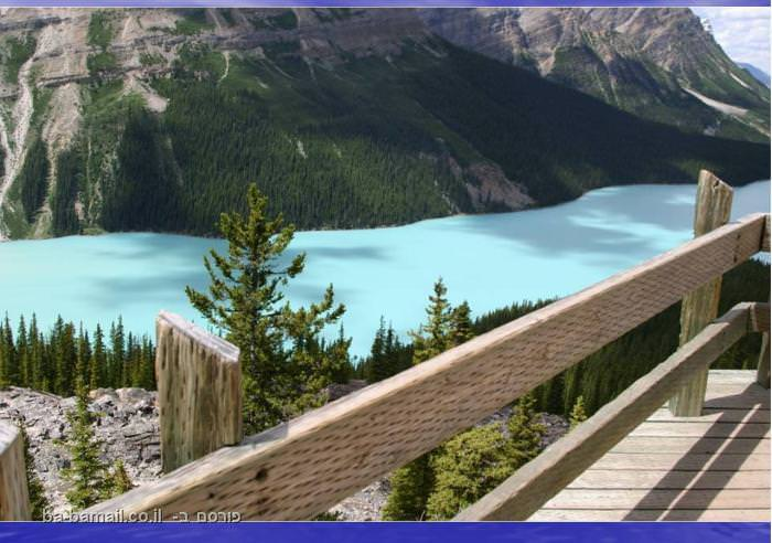 קנדה, הרי הרוקי, אגם פייטו