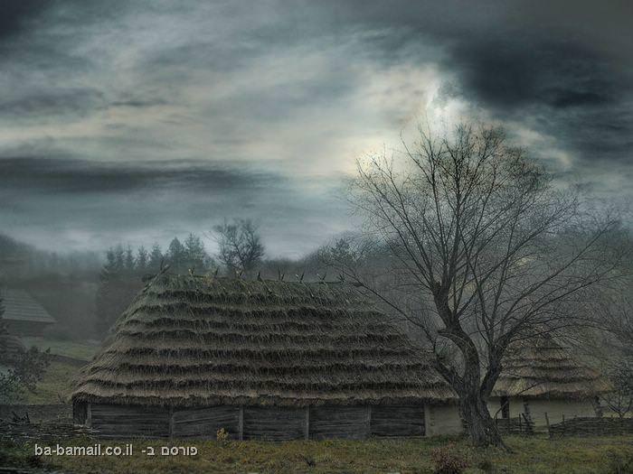 מקומות בעולם, אוקראינה, צילום, פנטזיה