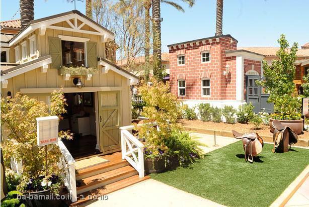 בית בובות, לוס אנג'לס, ילדים, צעצועים