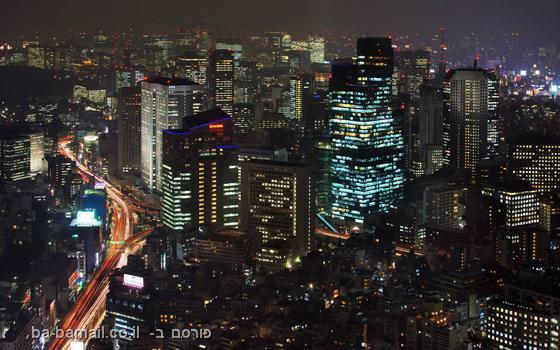 עיר, עולם, טיול, אוכלוסיה, טוקיו