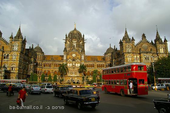 עיר, עולם, טיול, אוכלוסיה, מומבאי
