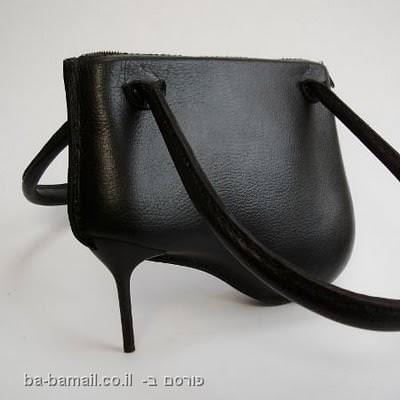 תיקים, נעליים, עקבים