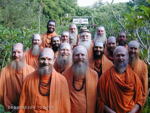 צום, דת, הינדים, הינואיזם, נזירים