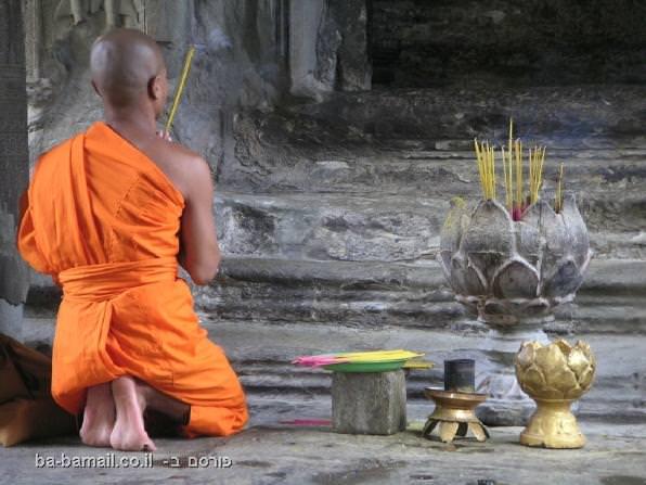 צום, דת, נזיר בודהיסטי, בודהיזם