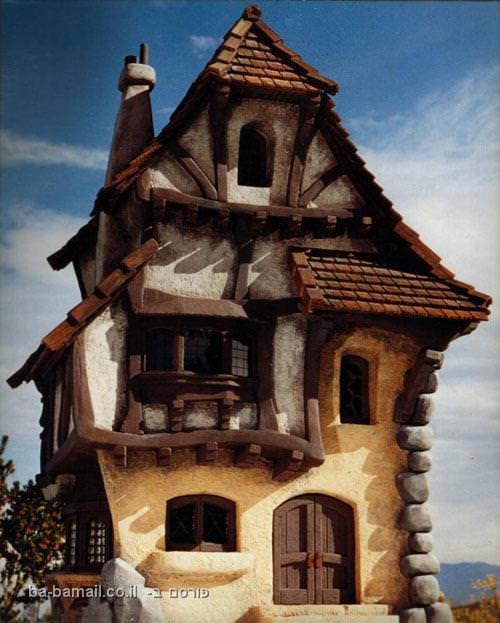 בתים, אגדות