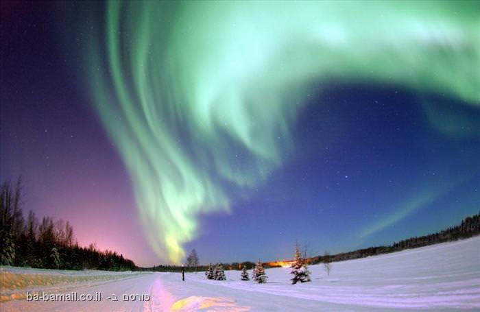 תופעות טבע, מעניין, טבע, תופעות, קוטב, זוהר הקוטב, זוהר הקוטב הצפוני