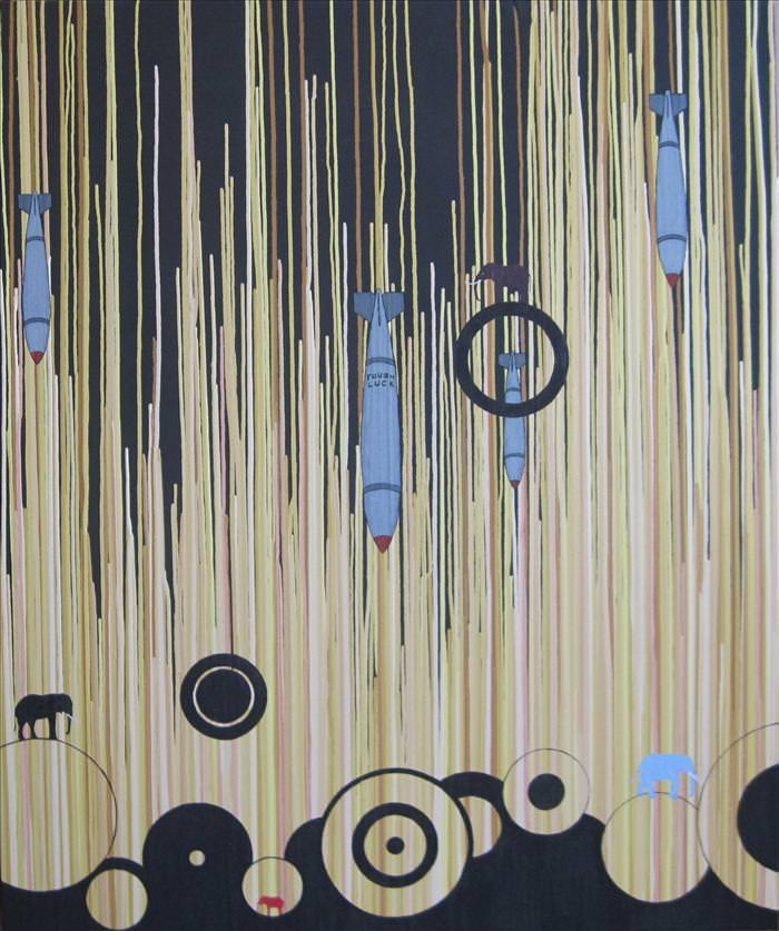 יואב ברנר, אמנות, ציורים