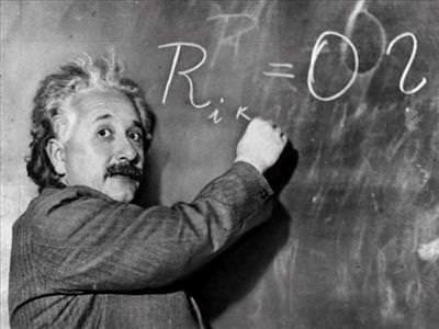אלברט איינשטיין