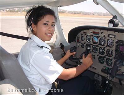 נוסע החליט לרדת מהמטוס אחרי שגילה שיש טייסת