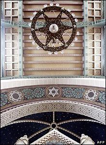 פתיחתו מחדש של בית הכנסת הגדול בגרמניה