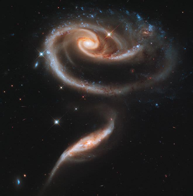 יום השנה לשיגור ה-``האבל`` לחלל עם צילום מדהים!