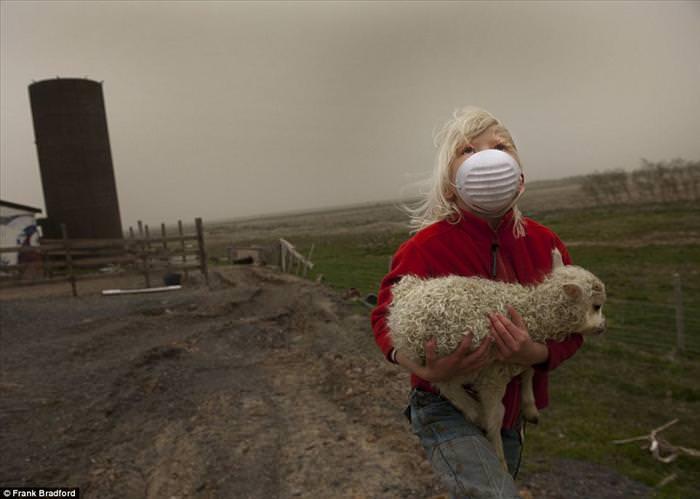 דז'ה-וו: ענן העפר מאיסלנד חזר לסיבוב נוסף