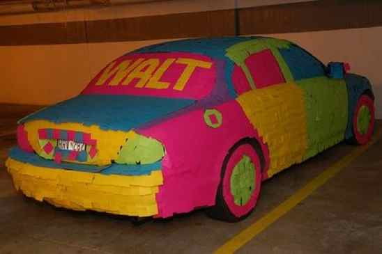 עיצובים מוזרים למכוניות