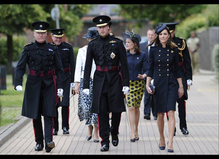 הדוכס והדוכסית מקיימברידג