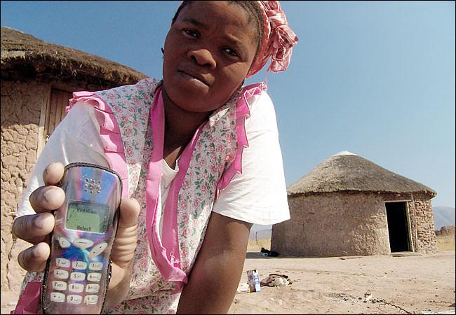סלולרי באפריקה