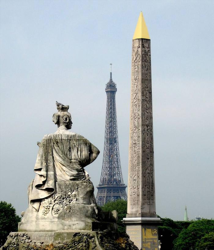 תמונות מדהימות של פריז