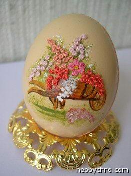 `הביצה שהתחפשה` - יצירות נדירות בביצים! (בעריכה)