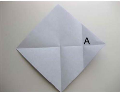 קופסא מקיפולי נייר