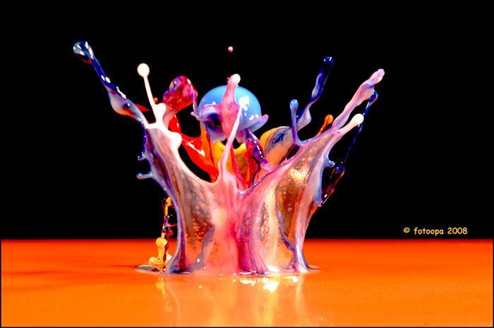 מנגינה של צבעים - אומנות בצבע ומוזיקה (בעריכה)