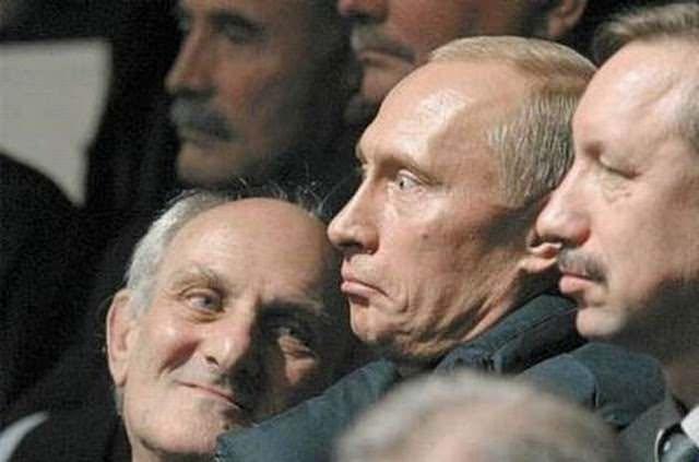 תמונות מצחיקות של פוליטיקאים