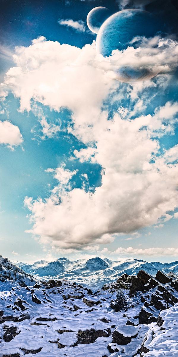 אטמוספירה מוגזמת - נופים שלעולם לא תראו! (בעריכה)