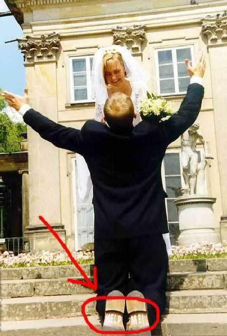 תמונות חתונה שלא תרצו לזכור - מצחיק! (בעריכה)