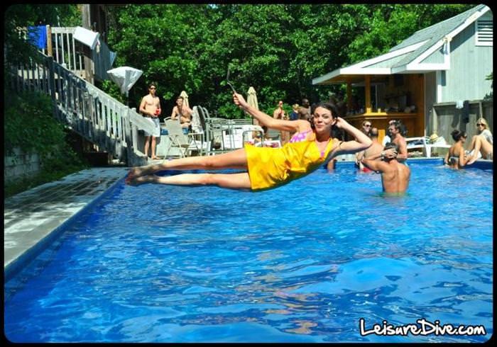 leisure dive