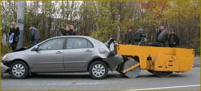 תאונות מזעזעות