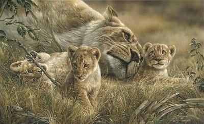 ציורים של דניס מאיר גוניור