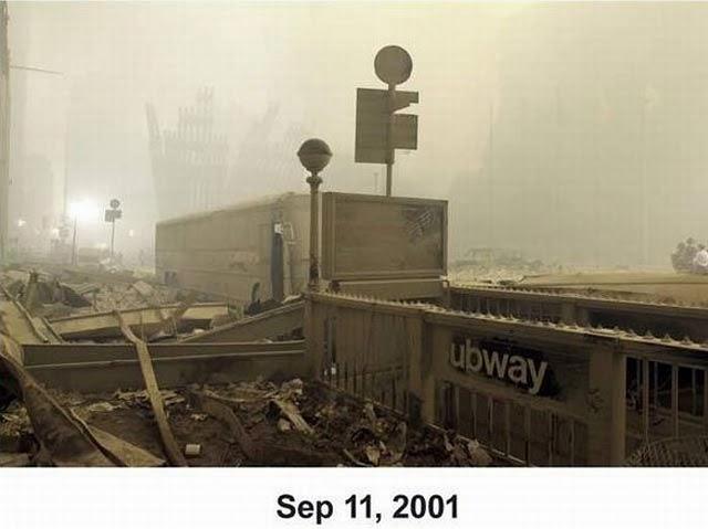 עשור לאסון התאומים