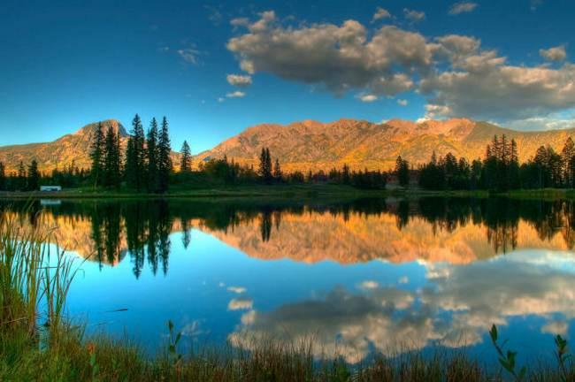 בין שמיים למים - תמונות מדהימות
