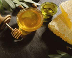 שמן זית ודבש