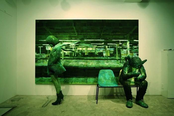 עבודותיו של Shintaro Ohata